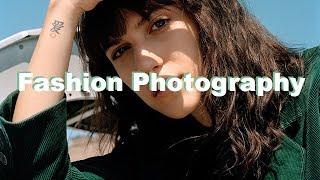 Fashion Film Photography: Emilli - Mamiya RZ67 Medium Format Film
