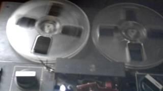 магнитофон маяк 205 1982 года! Жив курилка!