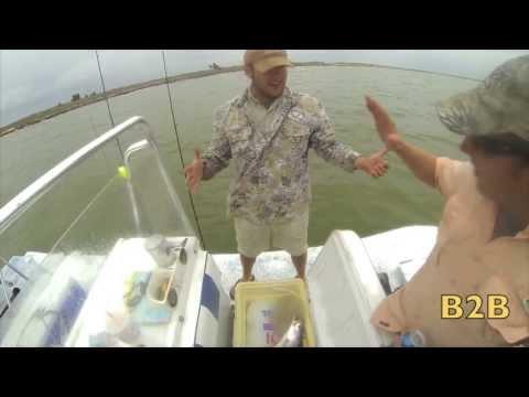 bay2brush- BAFFIN BAY TEXAS,  TROUT AND REDFISH FISHING