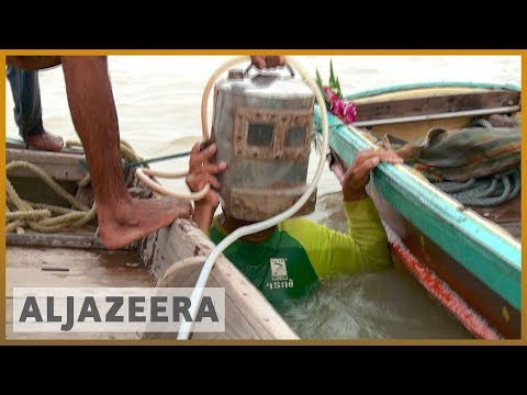 ???????? Thailand's 'Indiana Jones divers' livelihoods in danger | Al Jazeera English