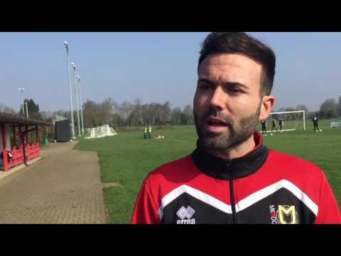 INTERVIEW: Edu Rubio provides Under-18s update