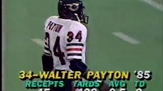 Chicago Bears vs Detroit Lions 1985 Week 16