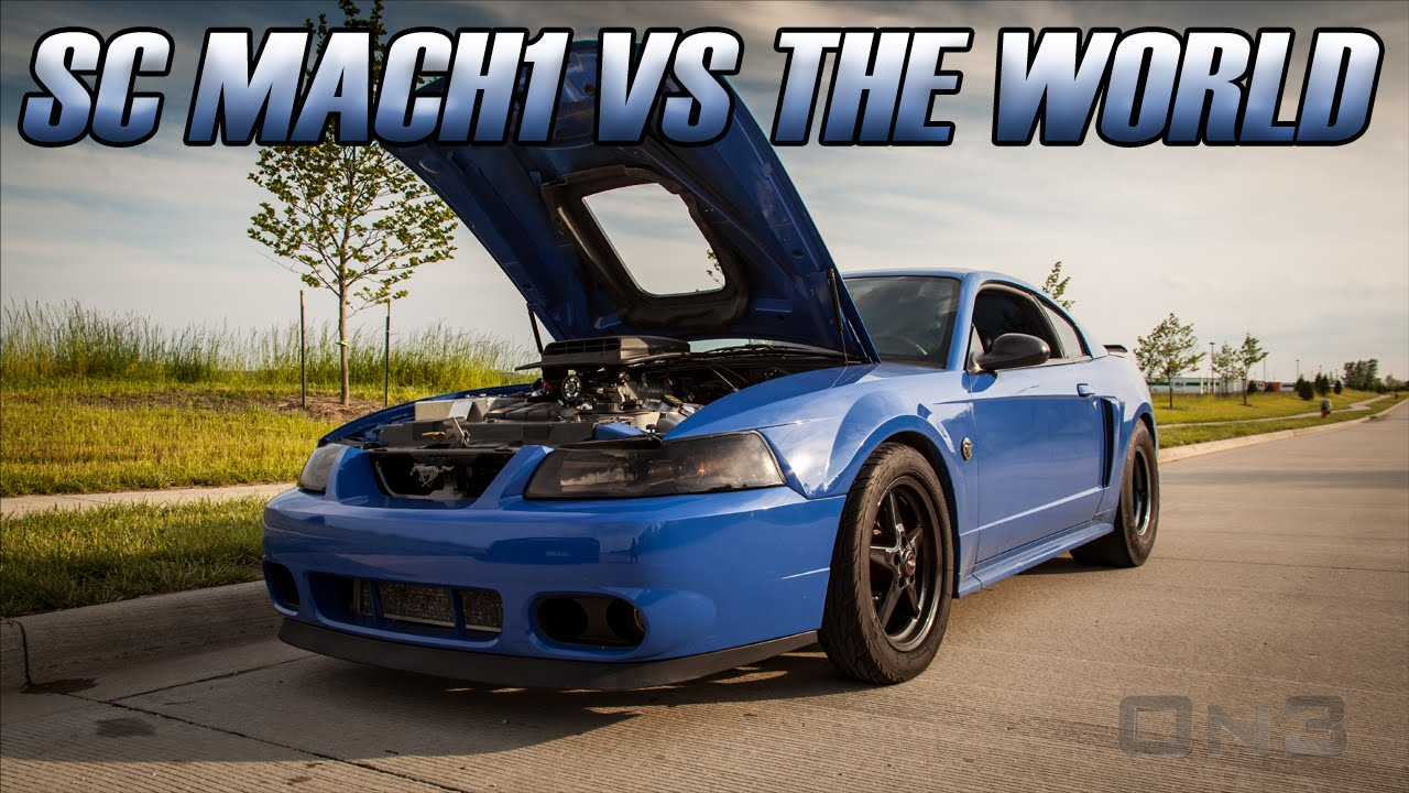 Supercharged Mach 1 Vs The World Doovi