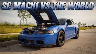 Supercharged Mach 1 VS The World