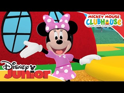 Disney Junior Garden Party - Mickey Mouse Club House Theme Song| Official Disney Junior Africa