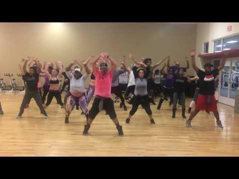 Brooke Valentine Girlfight Choreography