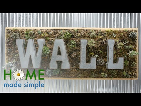 This Personalized Outdoor Wall Art Will Make Your Patio Shine | Home Made Simple | OWN