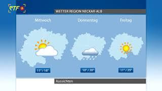 RTF.1-Wetter 31.08.2020