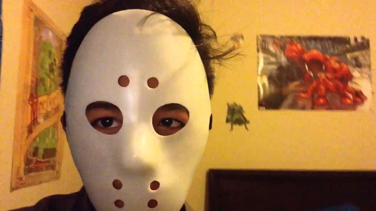 jason voorhees | my undone halloween costume - youtube