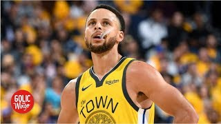 The Warriors are more vulnerable than ever – Doris Burke | Golic and Wingo