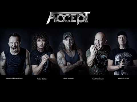 ACCEPT- The Abyss(OFFICIAL AUDIO)