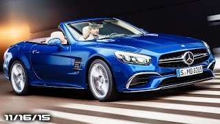 New Mercedes-Benz SL Leak, 2016 Audi S8 Plus & RS7, Jaguar F-Type Price Drop- Fast Lane Daily