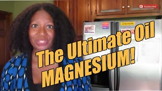Magnesium Oil: Use it as a Deodorant, Migraine Healer, Weight Loss and More Restful Sleep