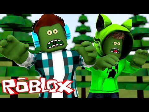 Roblox – VIREI UM ZUMBI !! (Roblox Zombie Rush)