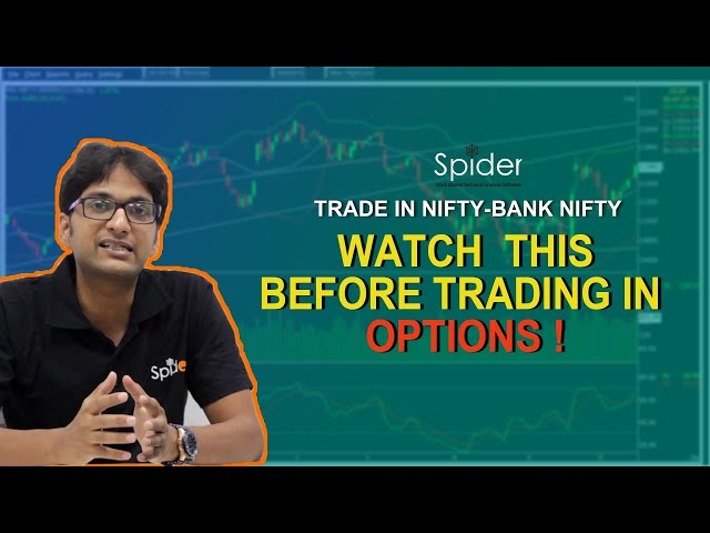 Watch THIS before trading in OPTIONS   NIFTY   BANK NIFTY   PART 1