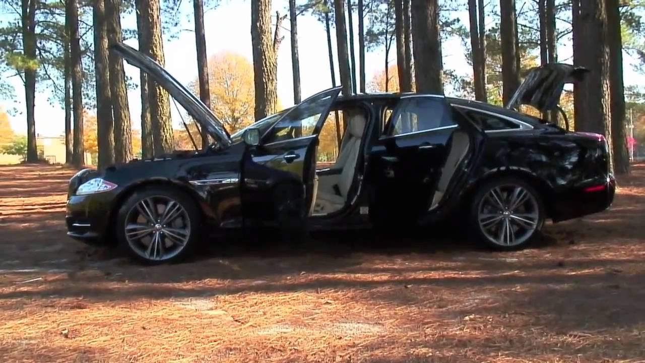 Jaguar XJ SuperSport Detailed Walkaround YouTube - 2011 jaguar xj supersport
