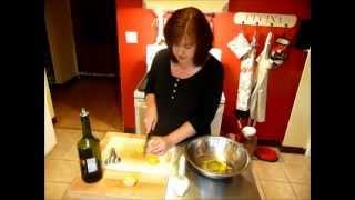 Balsamic Glazed Albacore Tuna with Lemon Roasted Asparagus