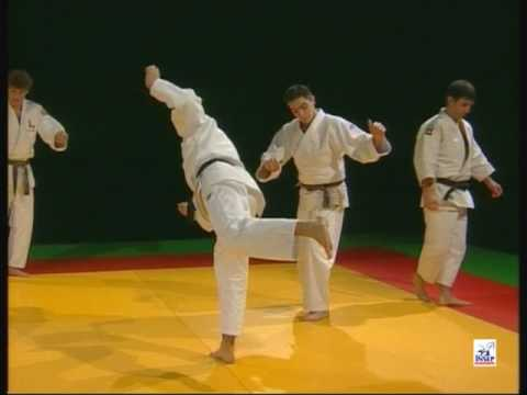 JUDO Le perfectionnement d'uchi mata 1