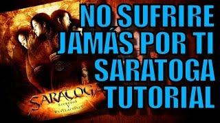 No sufrire jamas por ti - Saratoga Cover