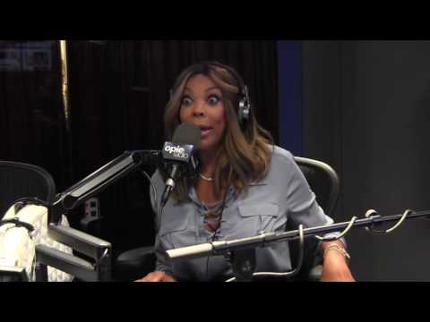 Exchanging blows with Wendy Williams - @OpieRadio @chrisdcomedy @wendywilliams