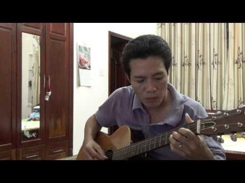 Bông Hồng Cài Áo - Vàng A Dành (Đệm Guitar)