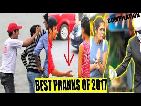 BEST PRANKS OF 2017--EK NUMBER PRANKS |PRANKS IN INDA|