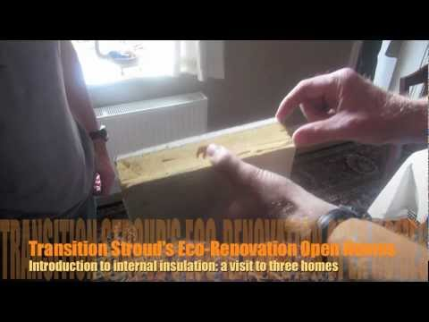 Introduction to internal insulation a visit to three homes youtube introduction to internal insulation a visit to three homes solutioingenieria Images