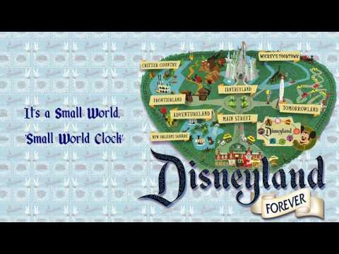 TDFP: It's a Small World, 'small world clock'