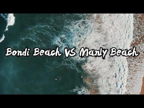 Bondi Vs Manly Beach | Sydneys Two BEST Beaches | WHICH Beach Is BEST ?