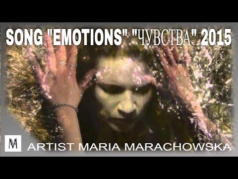 """MARIA MARACHOWSKA """"EMOTIONS"""" """"ЧУВСТВА"""" OFFICIAL VIDEO SIBERIAN BLUES 2015"""