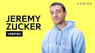 "Gambar cover Jeremy Zucker ""comethru"" Official Lyrics & Meaning 