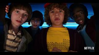 Stranger Things Season 2 (2017) | TRAILER