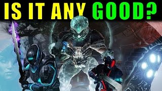 Destiny: April Update Review   Is it any Good?   Destiny 2016 DLC