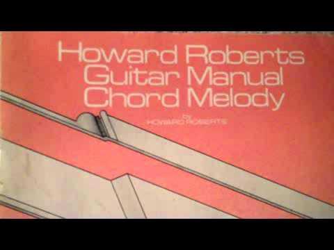 Howard Roberts Chord Progression