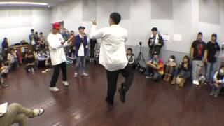 BEAT SOLDIER vs funkruizer BEST32 FREESTYLE SIDE / RUN UP! × ばとる☆マギカ vol.2