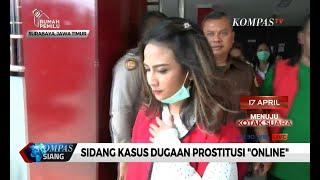 "Vanessa Angel Dijadwalkan Jalani Sidang Prostitusi ""Online"""