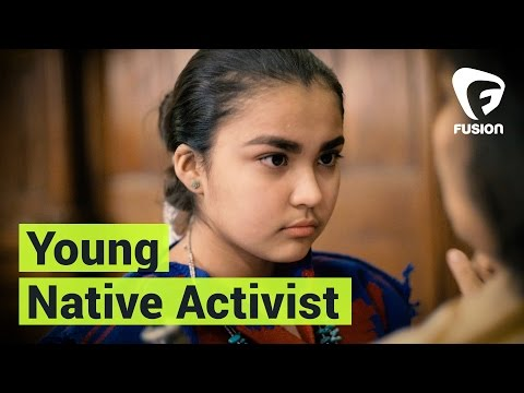 The Next Generation of Native Activism is Alive
