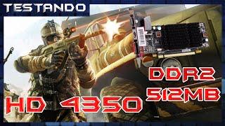 Testando - Warface - HD 4350 512MB DDR2- Core 2 Duo E6420