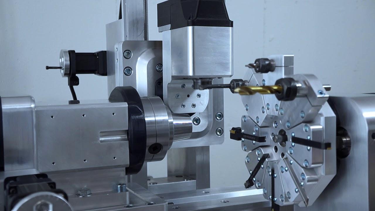 Swissmak Kickstarter Launch A Desktop Cnc Machine For Makers