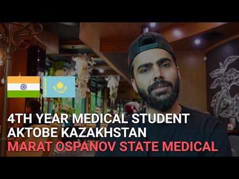 MBBS in Kazakhstan Fees & Student Review | Marat Ospanov Medical University