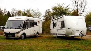 Camping ist Trend, nur wie ?