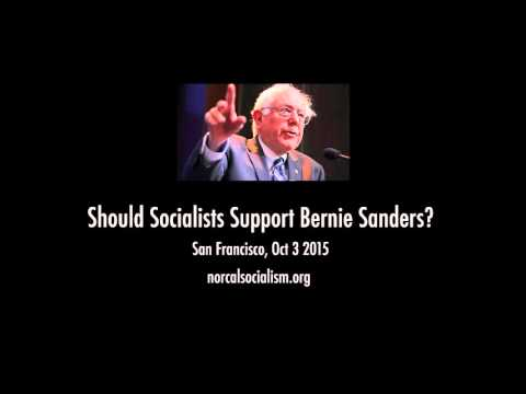 Should Socialists Support Bernie Sanders?