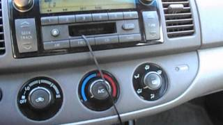 2003 Toyota Camry LE Startup Engine & In Depth Tour