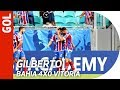 Video Gol Pertandingan Bahia vs Vitoria