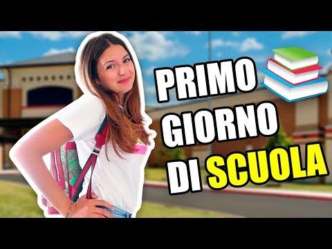 OUTFIT PRIMO GIORNO DI SCUOLA! (Back To School)
