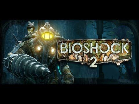 Bioshock 2 all cutscenes HD GAME