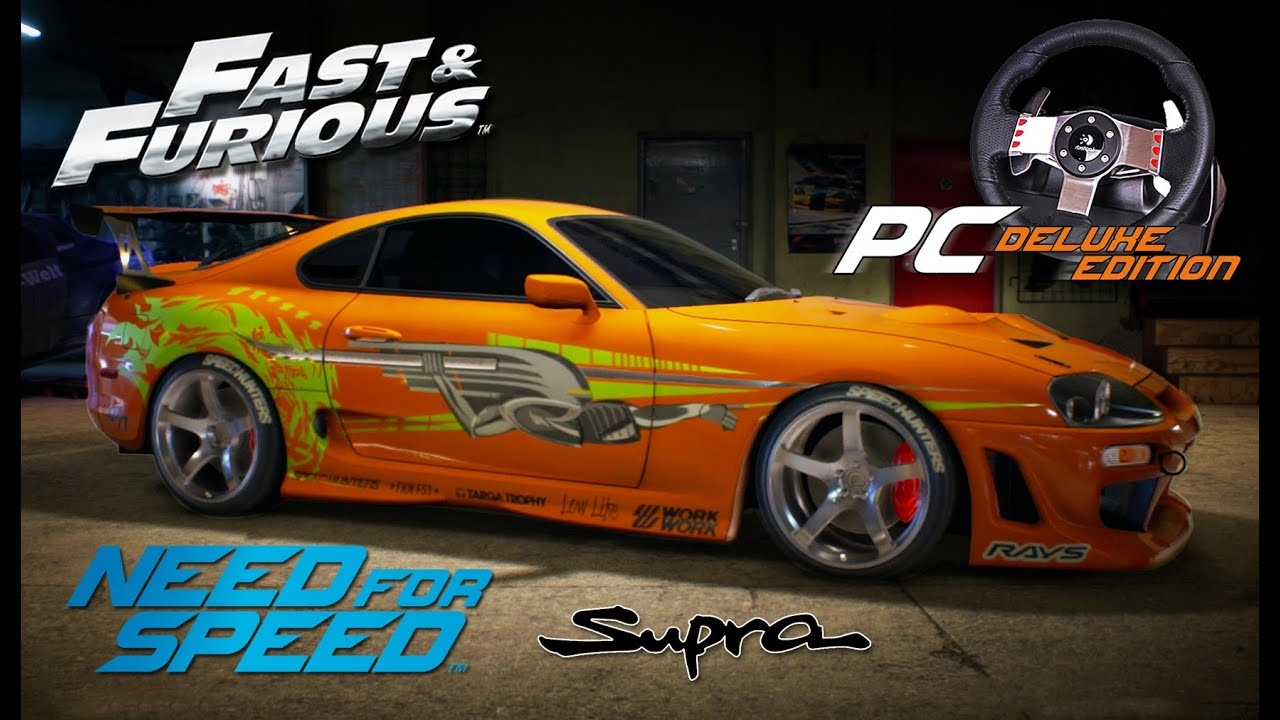 c1df27e998 Need For Speed | Customização Toyota Supra | Velozes e Furiosos ...