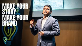 Make Your Story Make Your Brand | Dean Shams