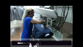 Textile production process