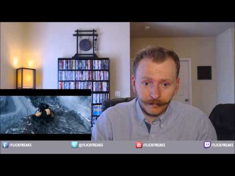 Everest - Official Trailer #1 (Reaction)